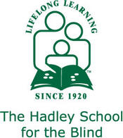 The Hadley School for the Blind Logo